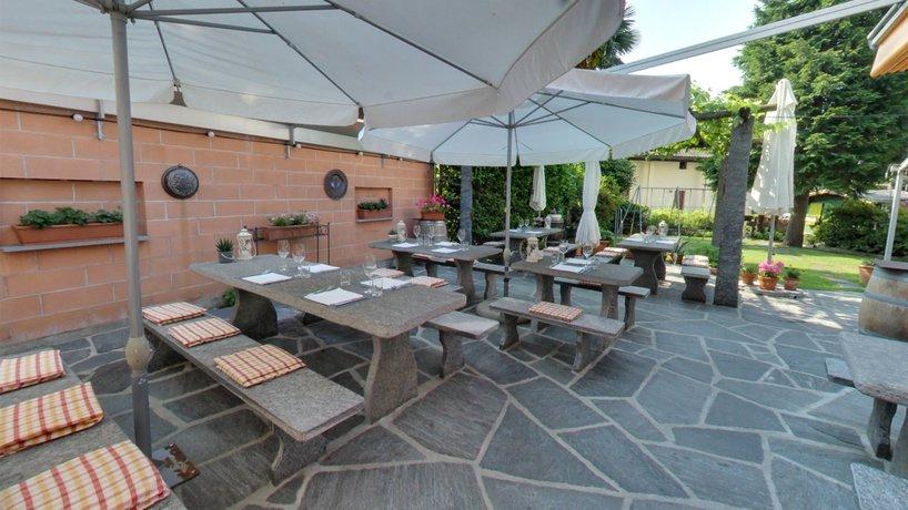 spazio esterno ristorante centrale