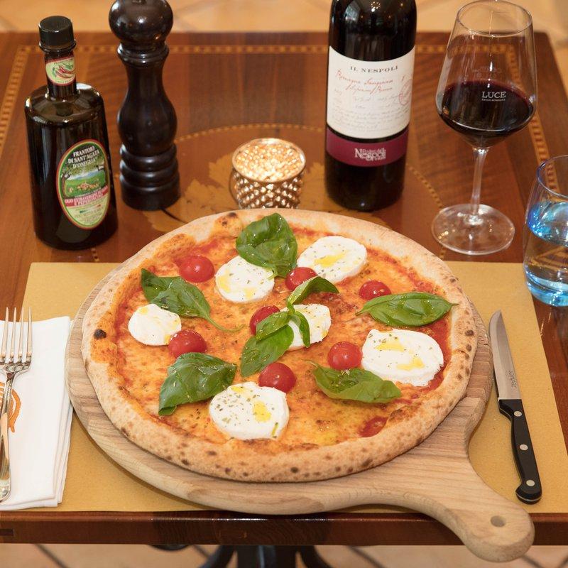 Pizza Margheritissima