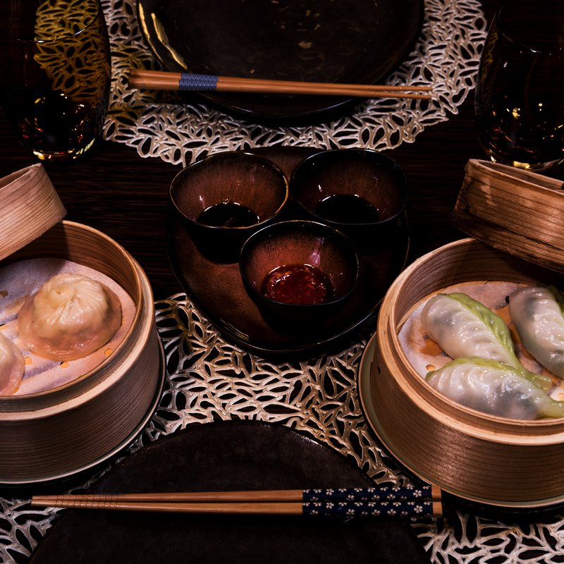 Spices Kitchen & Terrace: Dim Sum