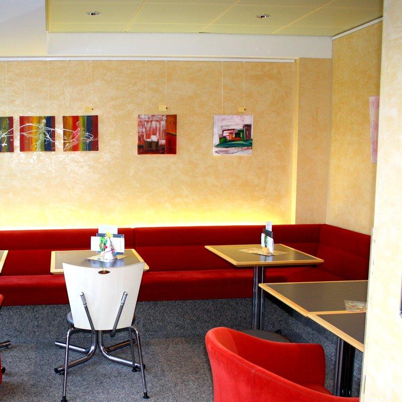 Café Innenansicht