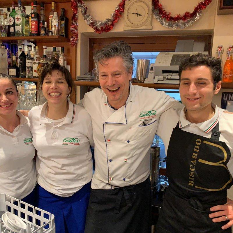 Antonio Carbone & Team