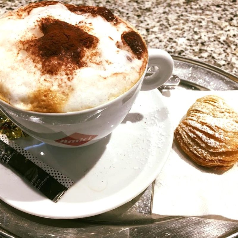 Cappuccino!