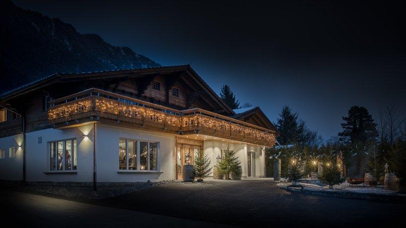 Aussenansicht Hotel-Restaurant