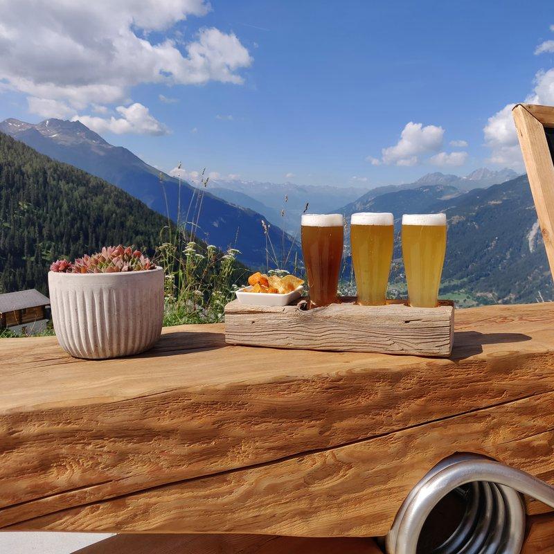 bier dreierlei