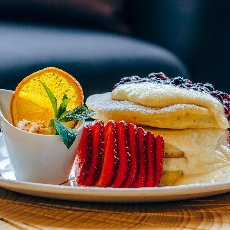 Pancakes - ein Zmorgetraum