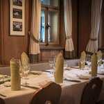 Clubhouse Restaurant, Bar, Lounge Golfclub Davos