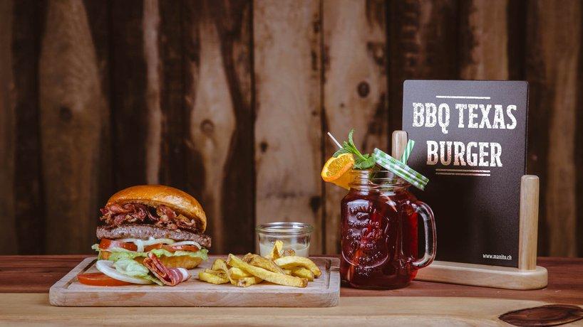 BBQ-Texas Burger