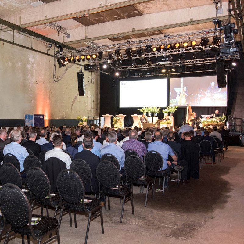Konferenz Eventhalle