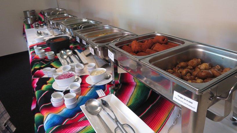 mexikanisches Buffet 2018