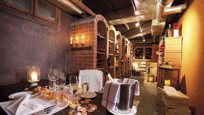 Restaurant Salmen Weinkeller