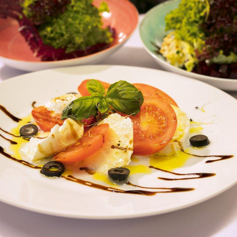 Food Volare - Salate
