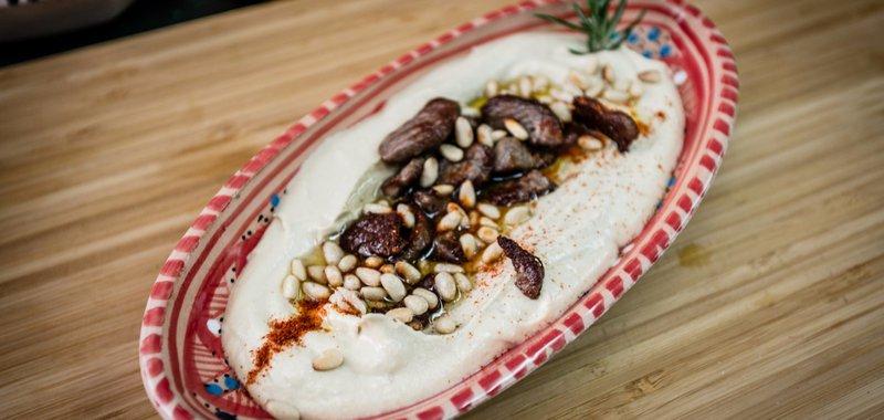Hummus Lahma