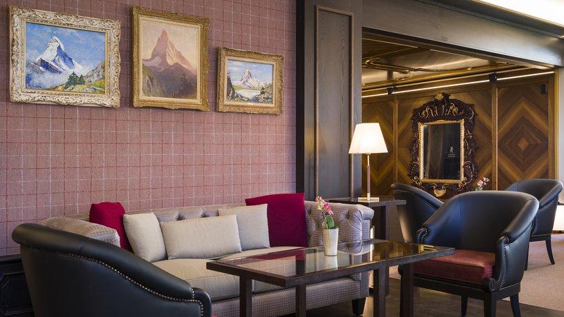 Grand Hotel Zermatterhof - Lobby
