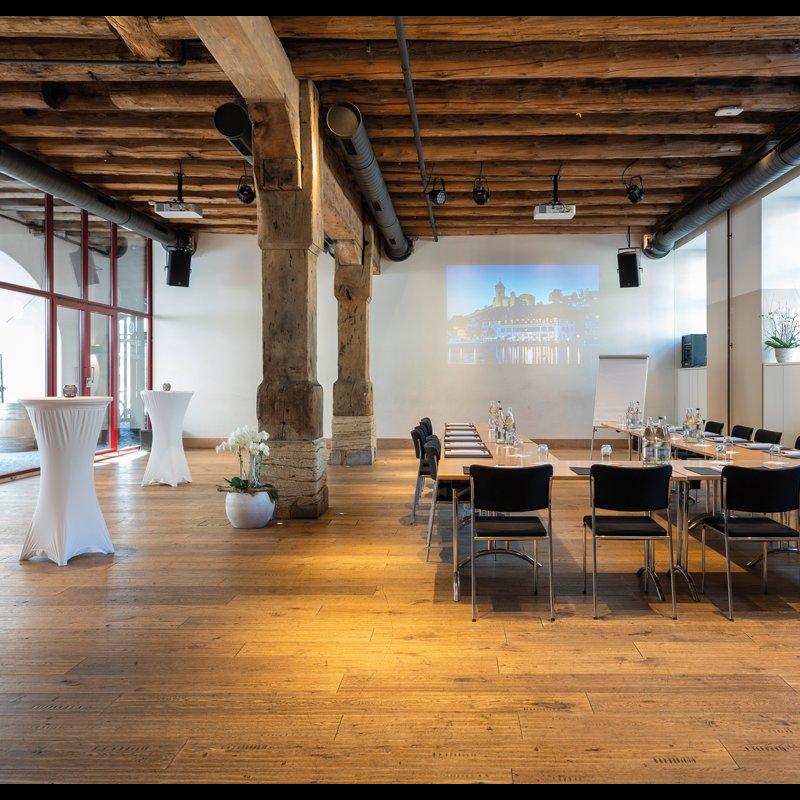 Seminare im Güterhof-Saal