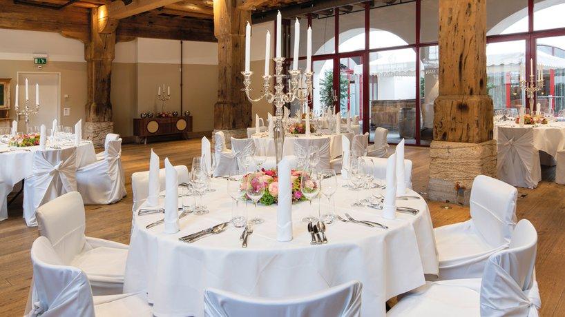 Hochzeit im Güterhof-Saal