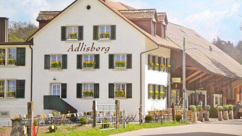 Restaurant Adlisberg Aussenansicht
