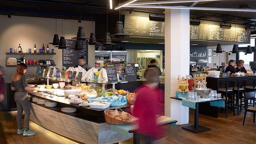 Restaurant Quai4 in Luzern