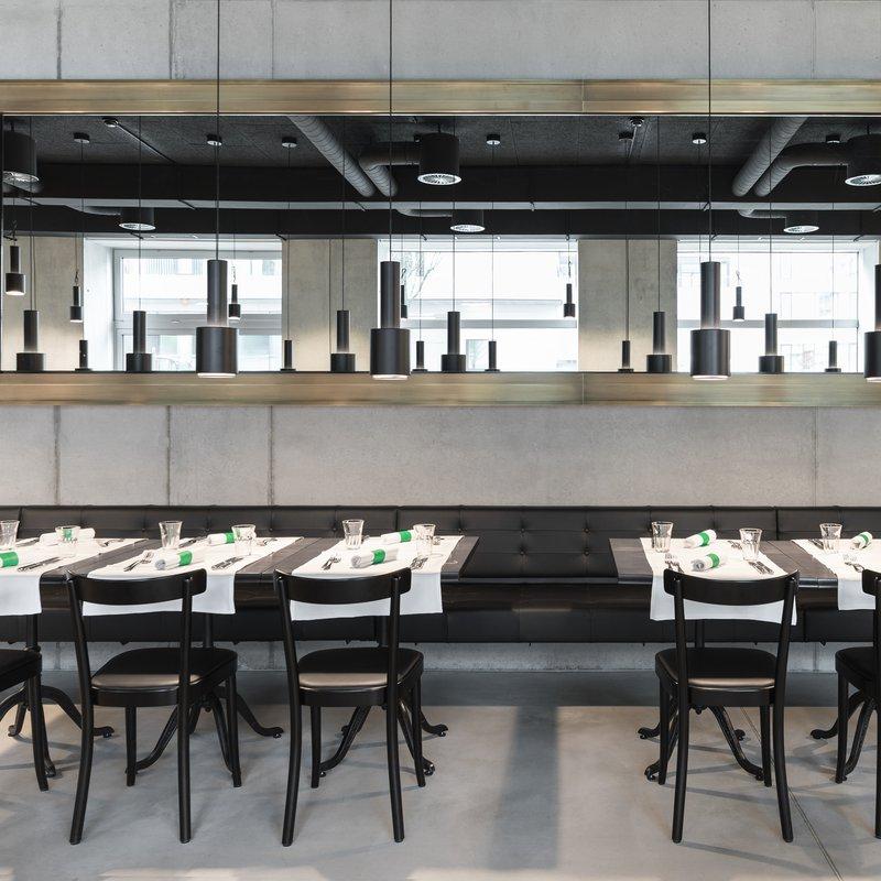 Restaurant Sitzbank