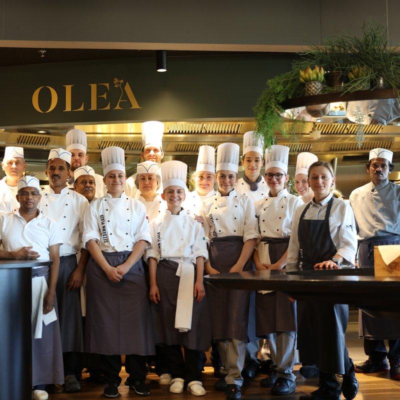 Teamfoto Olea