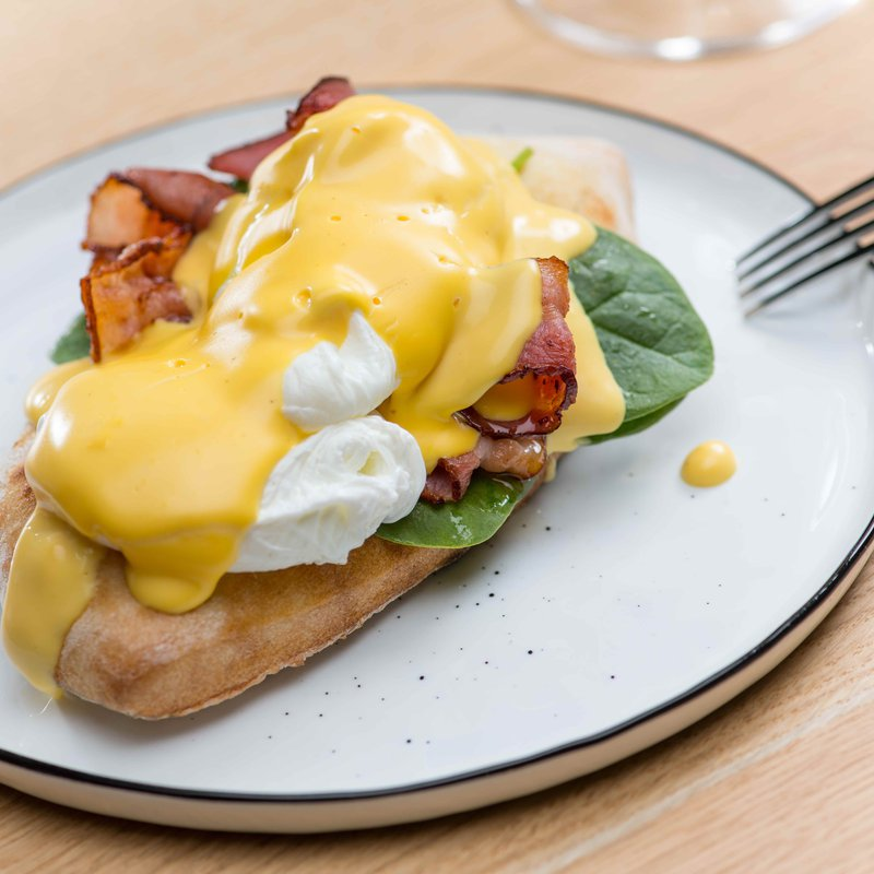 Egg Benedict Brunch