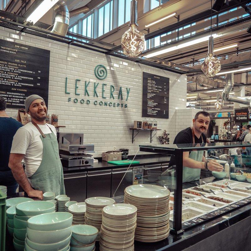 Foodstand Lekkeray