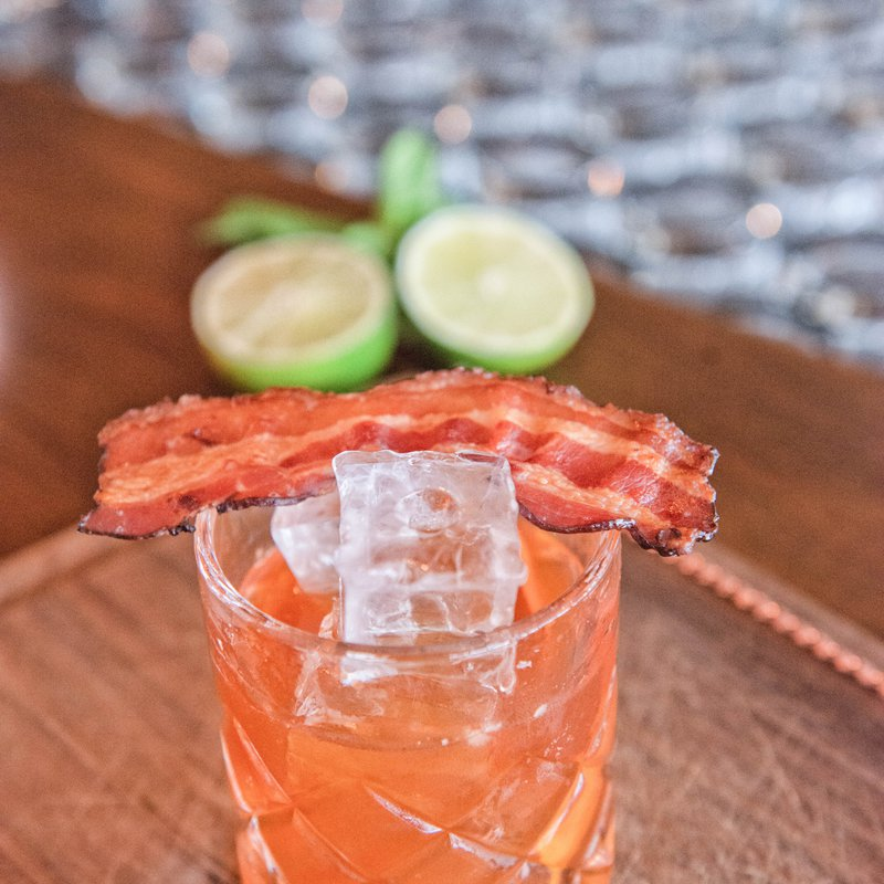 """Cocktail """"The Old Fashioned Brisket"""""""