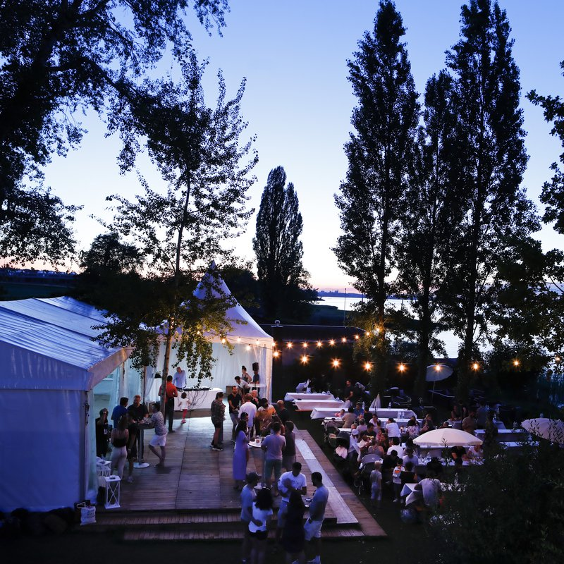 Eventwiese & Sommerzelt