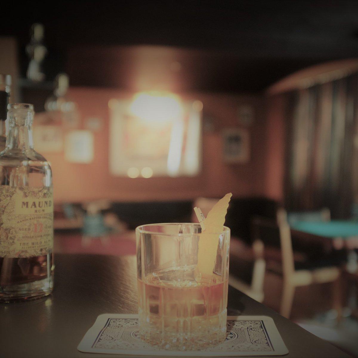 Bar mit Drink