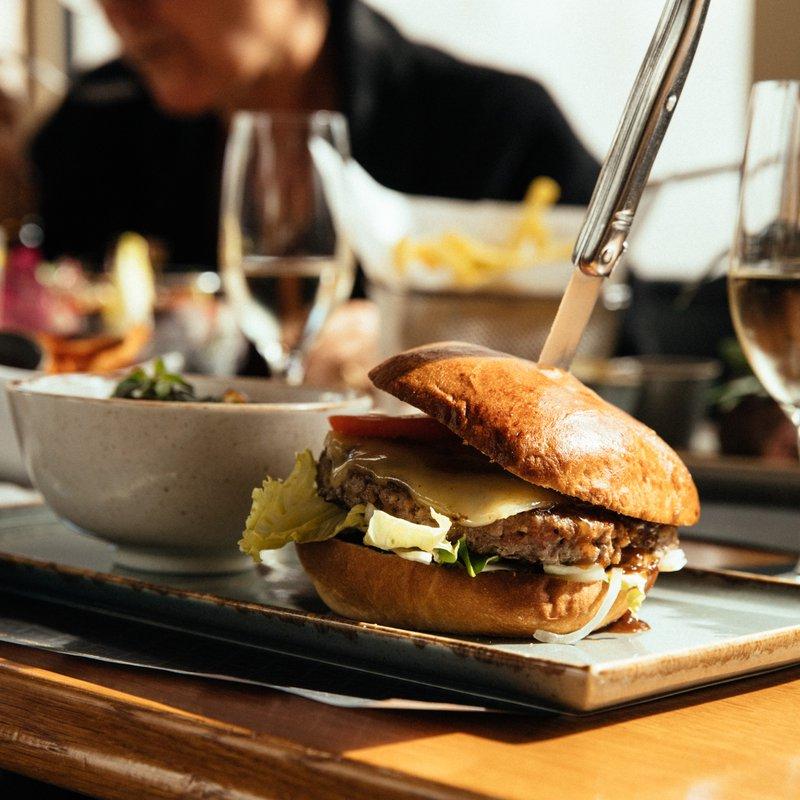 Bio Angus Beef Burger - der Beste!