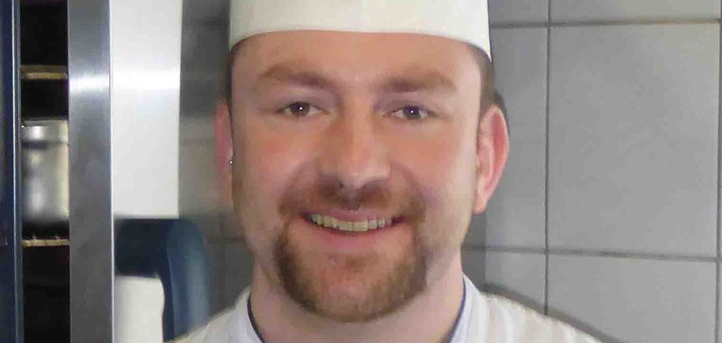 Gastgeber Stefan Albisser