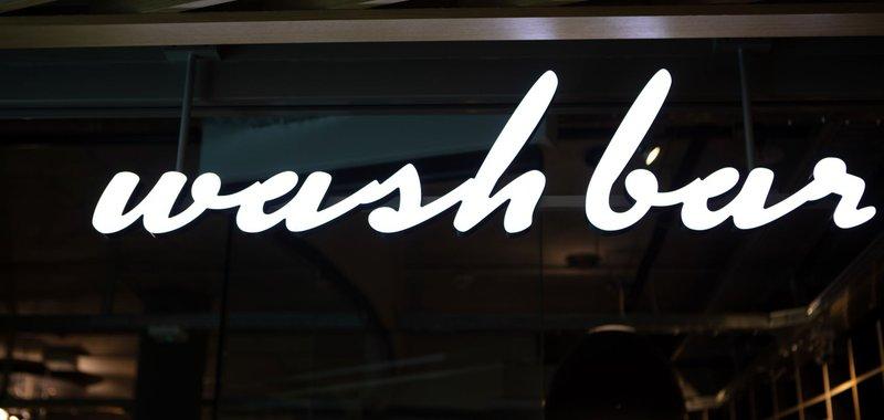 Die Washbar als einzigartige Bar mit Waschmaschinen, Live Bands und Coworking