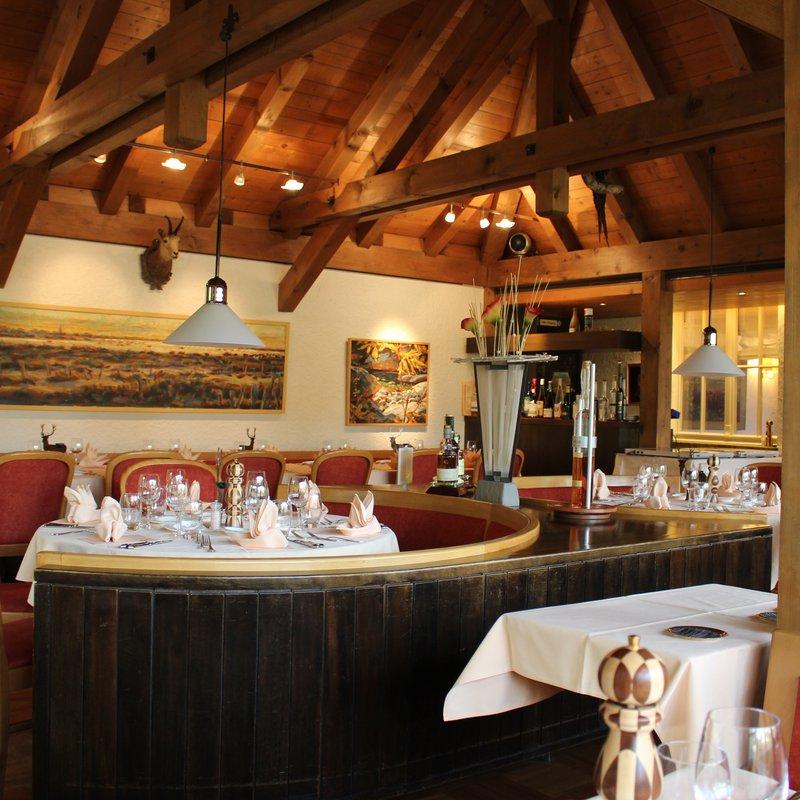 "Restaurant Kreuz, salle ""La Ferme"""