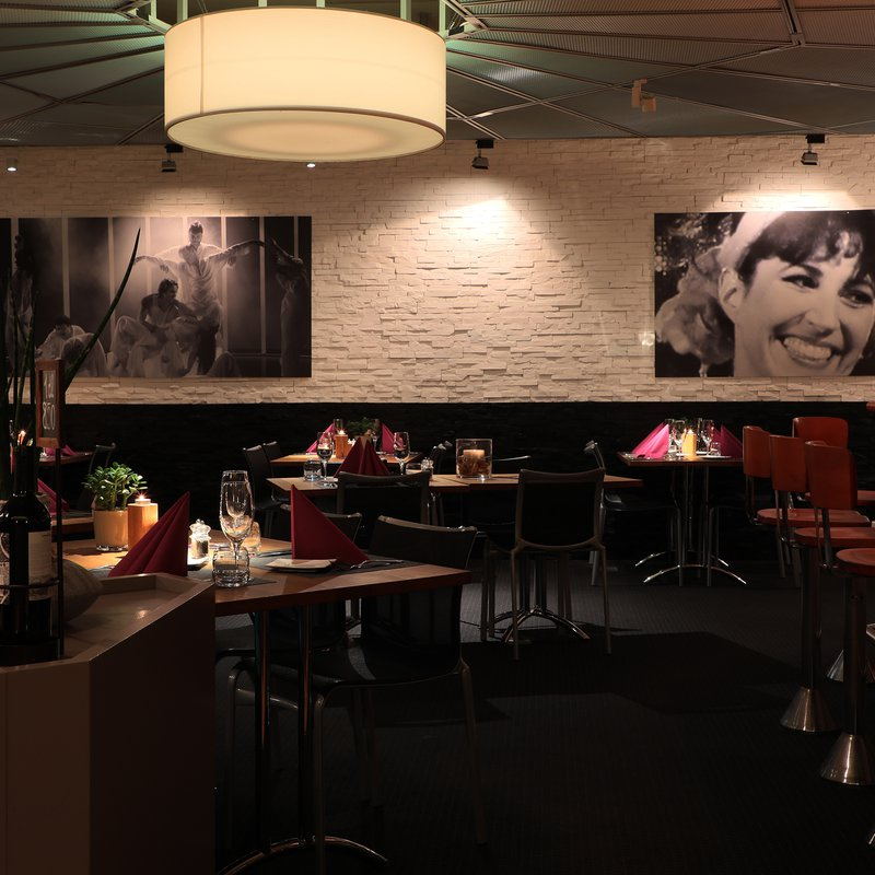 Restaurant Prélude, Restaurant 1