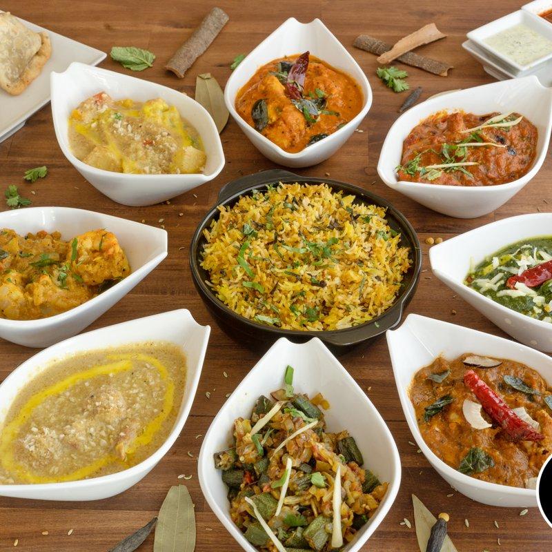 Ginger Indisches Essen