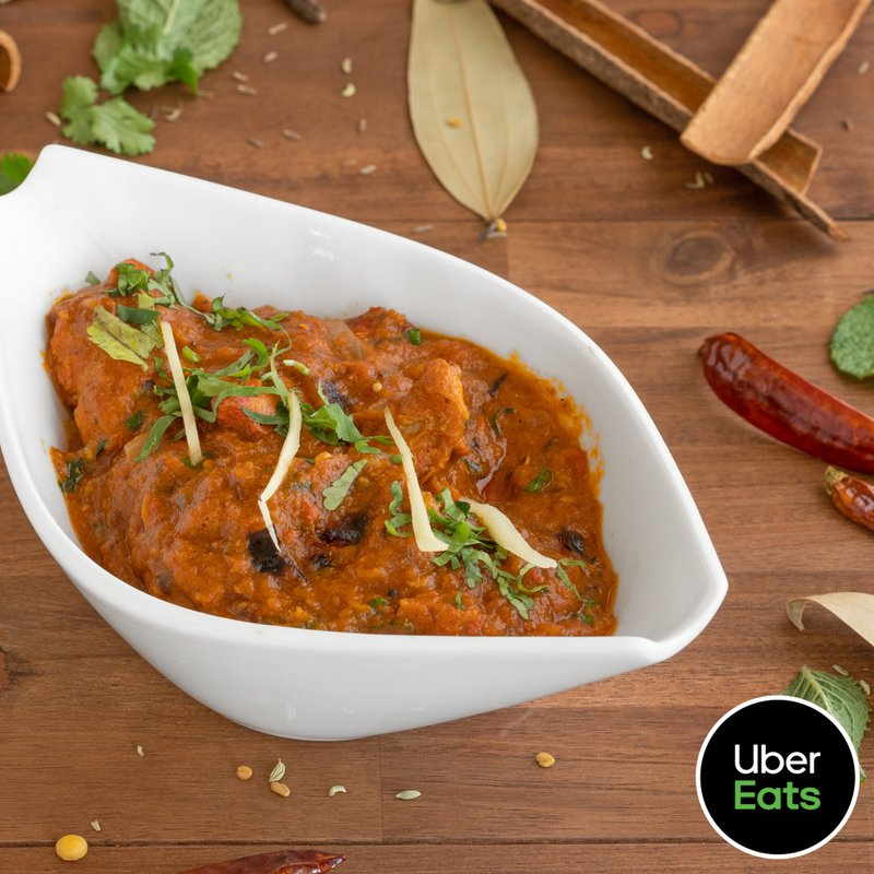 ginger_Chicken Tikka masala