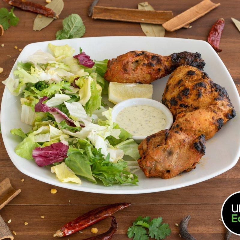 ginger_Tandoori Chicken