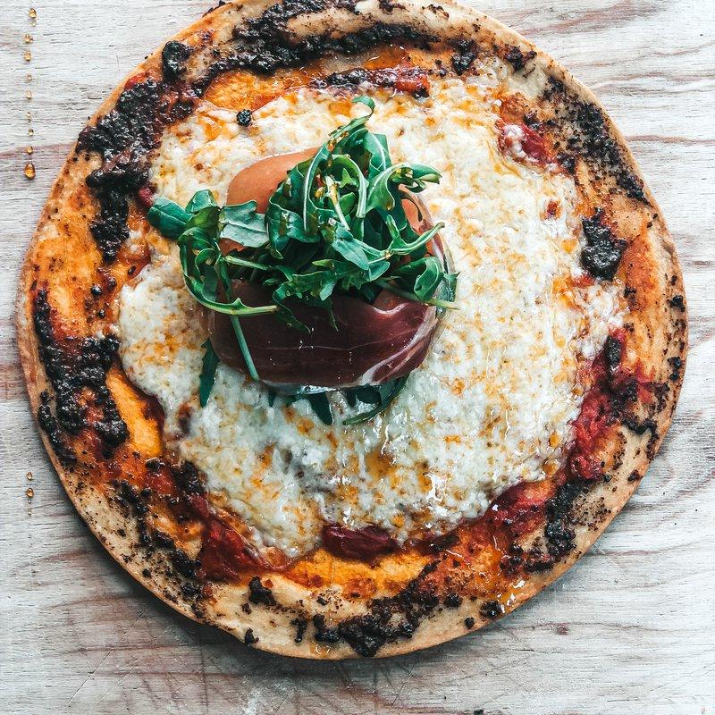 Pizzetta al Tartufo
