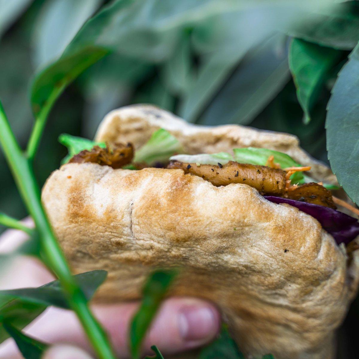 Veganitas - Pita planted.chicken