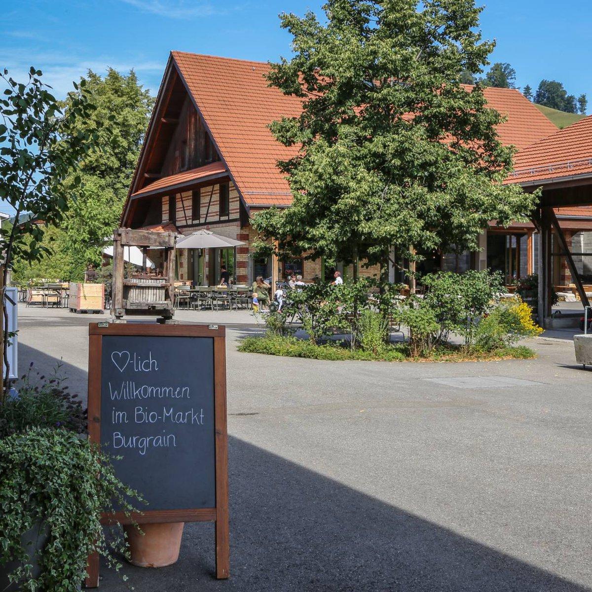 Burgrain Innenhof