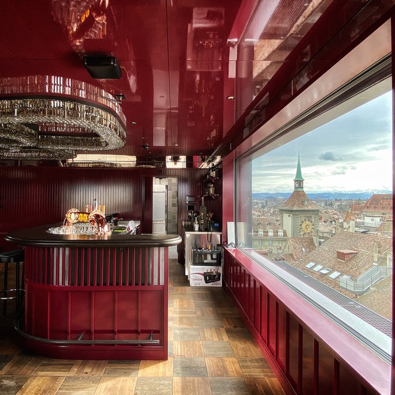 Attika Bar Innen