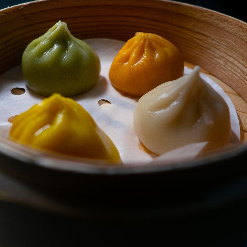 Hausgemachte Wan Tan