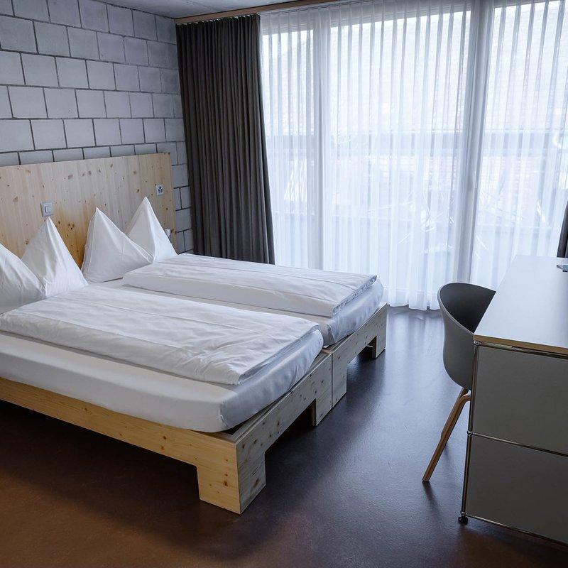 Zimmer 1. + 2. Stock
