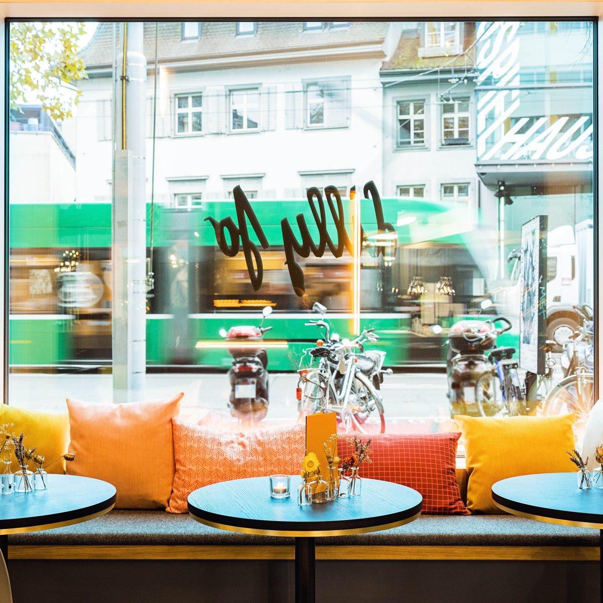 Restaurant Fenster