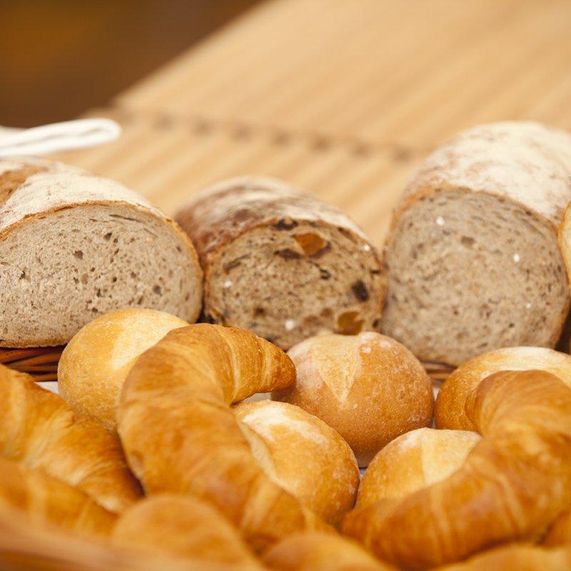 Unsere hausgemachte Brotauswahl