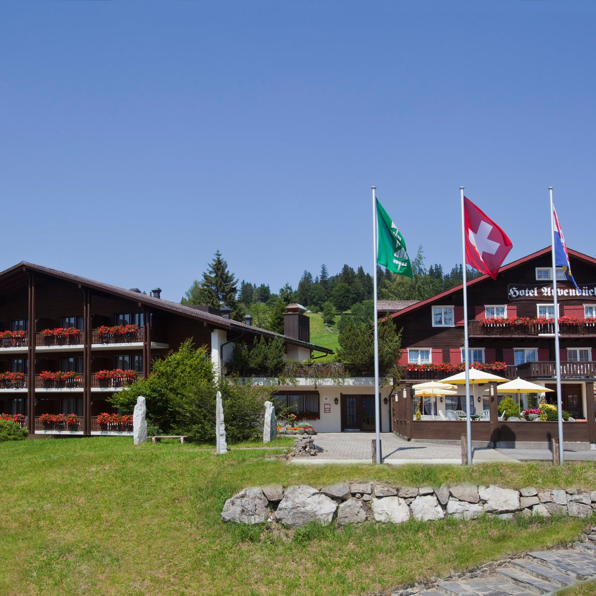 Hotel Restaurant Arvenbüel, Amden