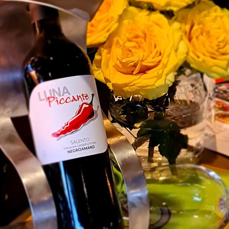 Luna Piccante Wein