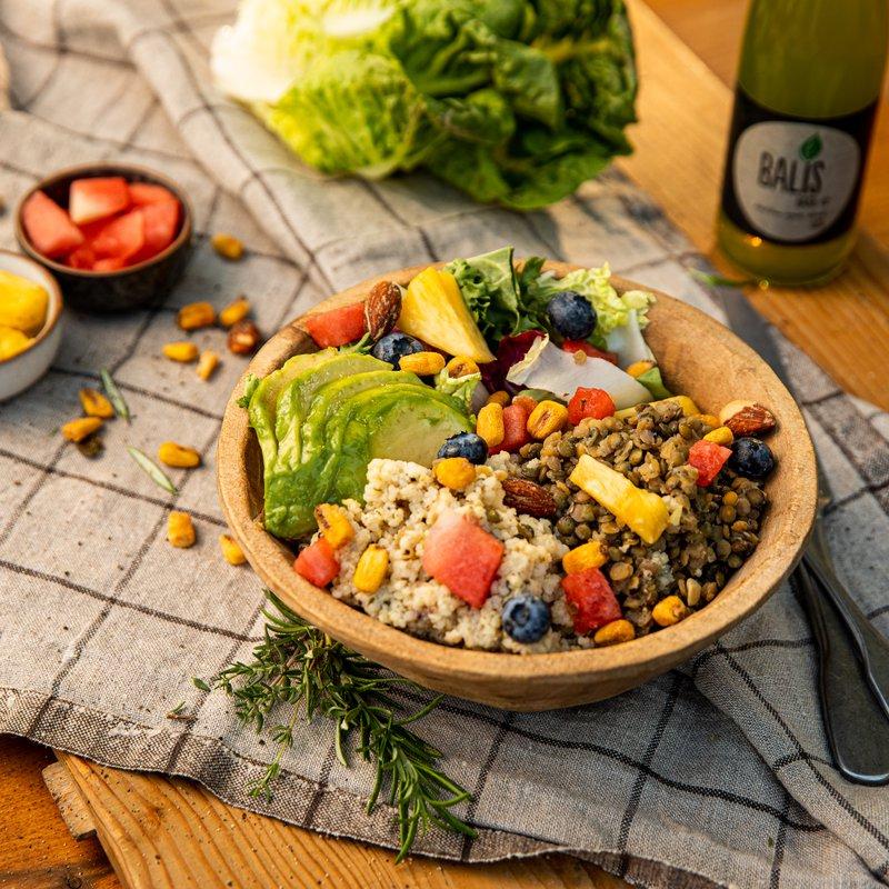"""""""Zum Frischen Max""""-Salat"""