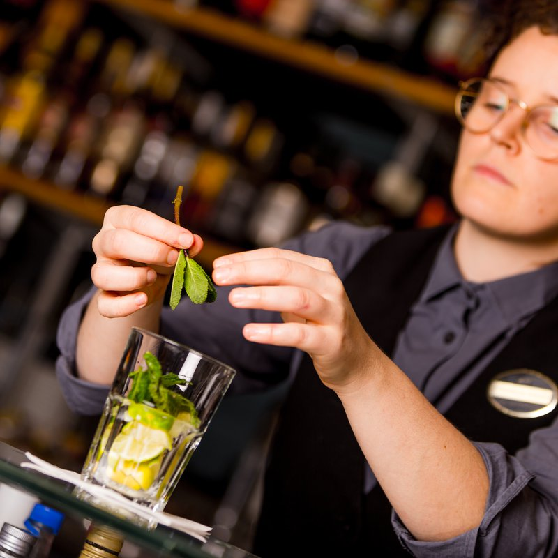 Manzoni Bar