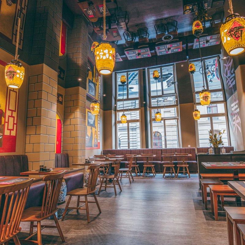 Lanzhou Raum mit Showküche