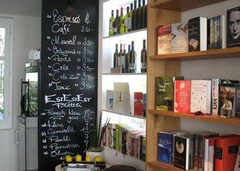 EST EST EST Wein Buch Kaffee